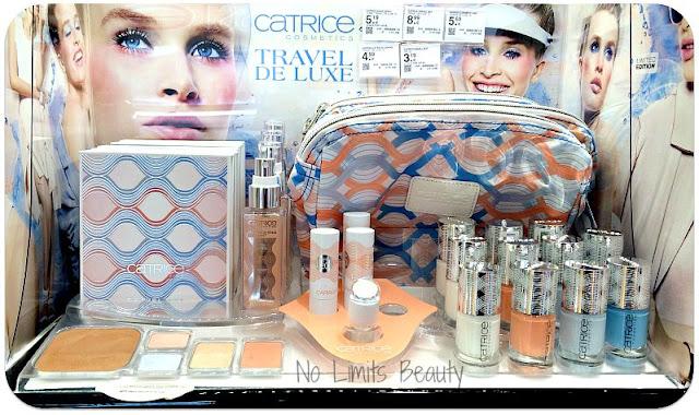 Catrice: Travel Deluxe (edición limitada)