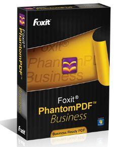 Foxit PhantomPDF Business 6.0.5.0618 Español