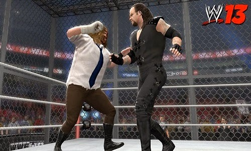 THQ WWE 2013 Latestgames2.com