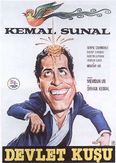 Kemal Sunal Filmleri - Devlet Kuşu