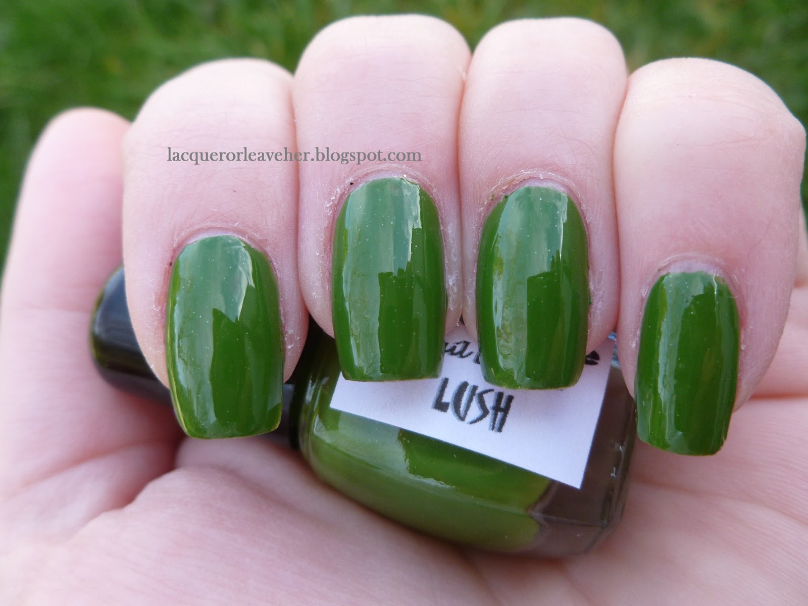 Green Lacquer Spray Paint