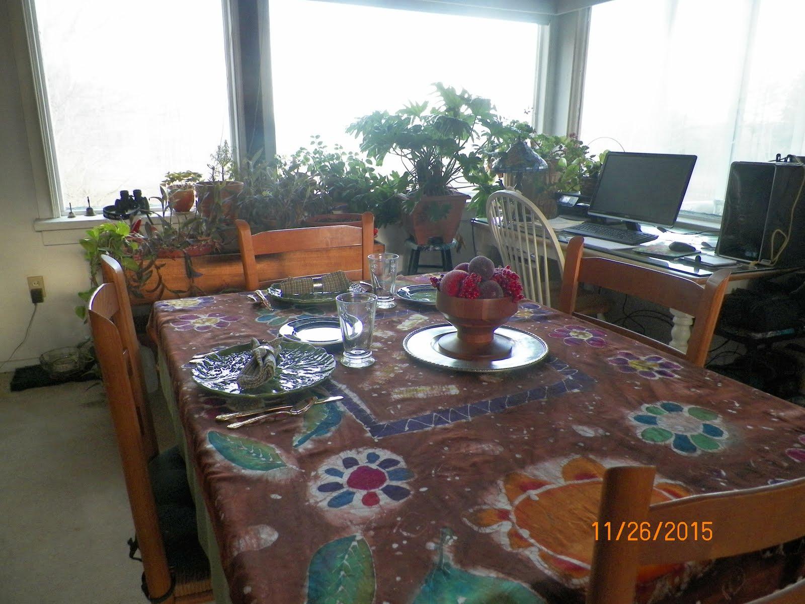 BATIK TABLE CLOTH