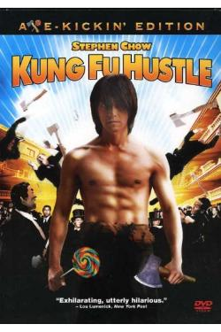 "a review of kung fu hustle a movie by stephen chow ""kung fu hustle"" is a world famous, highly acclaimed kung fu comedy by stephen chow it was released after the success of a similar chow comedy, ""shaolin soccer."