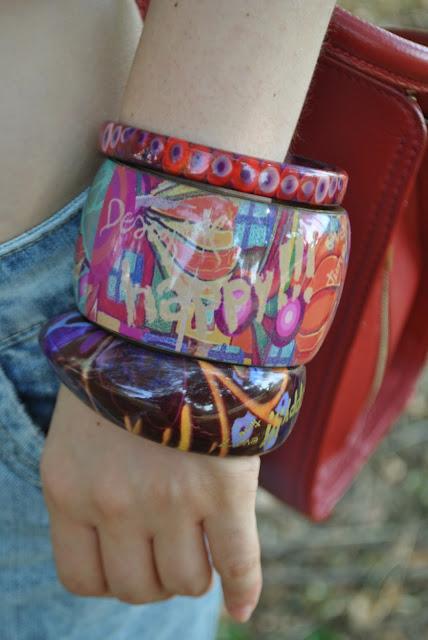 bracciali desigual bracciali estate 2015 bracciali estivi come abbinare i bangles diseguale bracelets diseguale bangles summer bangles