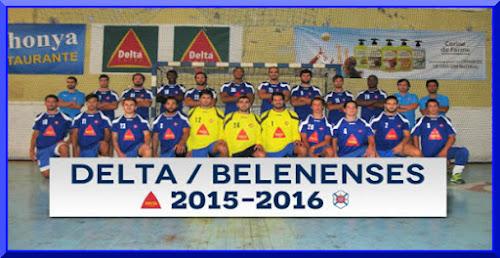 Campeonato Fidelidade Andebol 1: Delta/Belenenses Antevisão 2015/2016