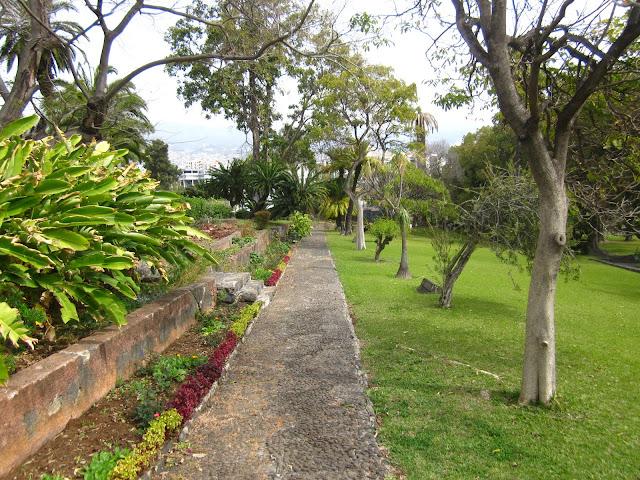 Lido, Funchal, Madeira Garden