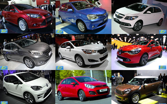 SaberAutos: Lanzamientos autos 2013-2014