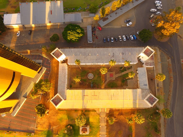 Namibia - Windhoek Aerial Photo