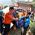 BPBD Kabupaten Bogor Serahkan Bantuan Kepada Korban Longsor Di Cibunian