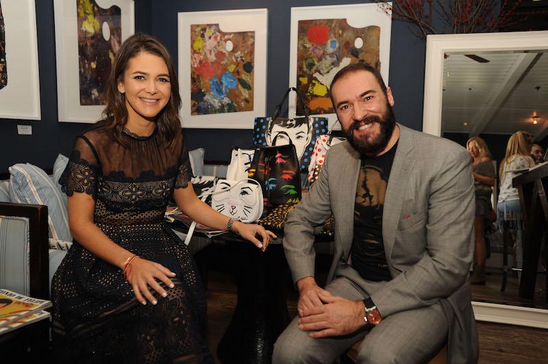 Adriana Castro x Antonio de Felipe handbags. Audrey Hepburn. Nany's Klozet