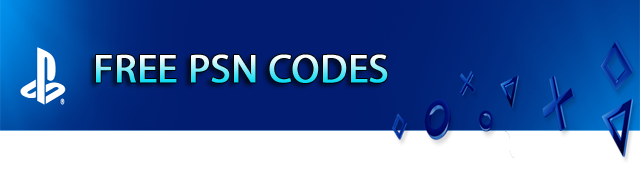 Free PSN Codes | Get Free PSN code right away