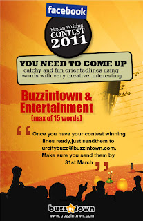 Buzzintown Launches Facebook Contest - Prizes Worth Rs 10,000