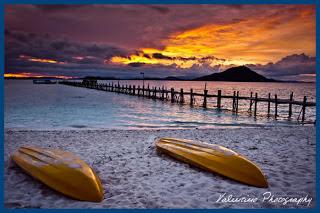 pulau romantis kanawa labuan bajo
