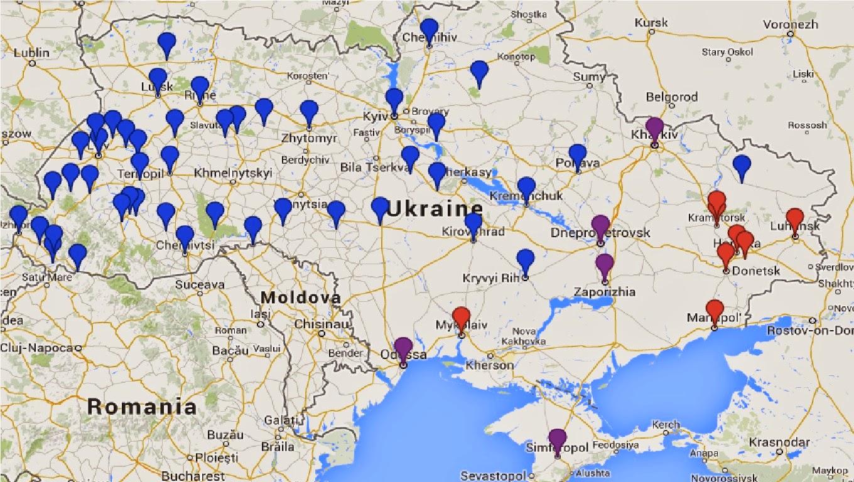 Карта резолюцій
