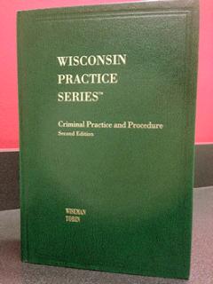 Criminal practice and procedure