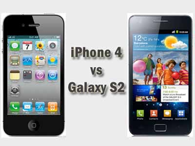 Samsung Galaxy S2 Beats iPhone 4! | InfoHiway