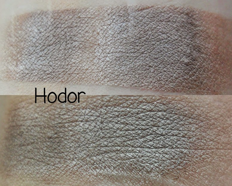 Shiro Hodor Swatch