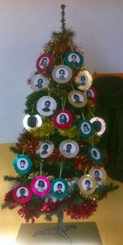 Blog de aula infantil 4 a os rbol de navidad con for Arbol navidad infantil