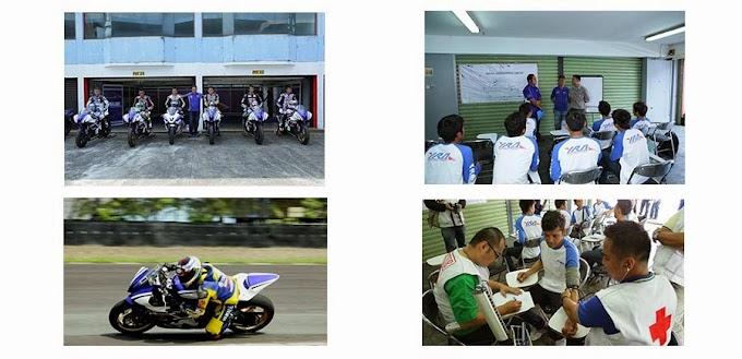YRA Cetak Pembalap Profesional Menuju MotoGP