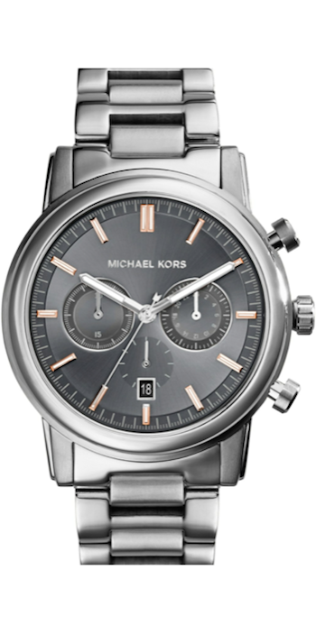 Michael Kors 'Pennant' Chronograph  Watch