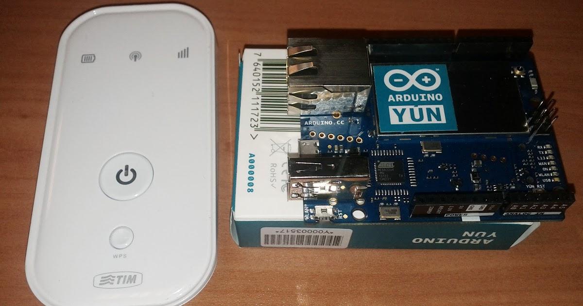 Debian su hardware obsoleto primi problemi con arduino yun