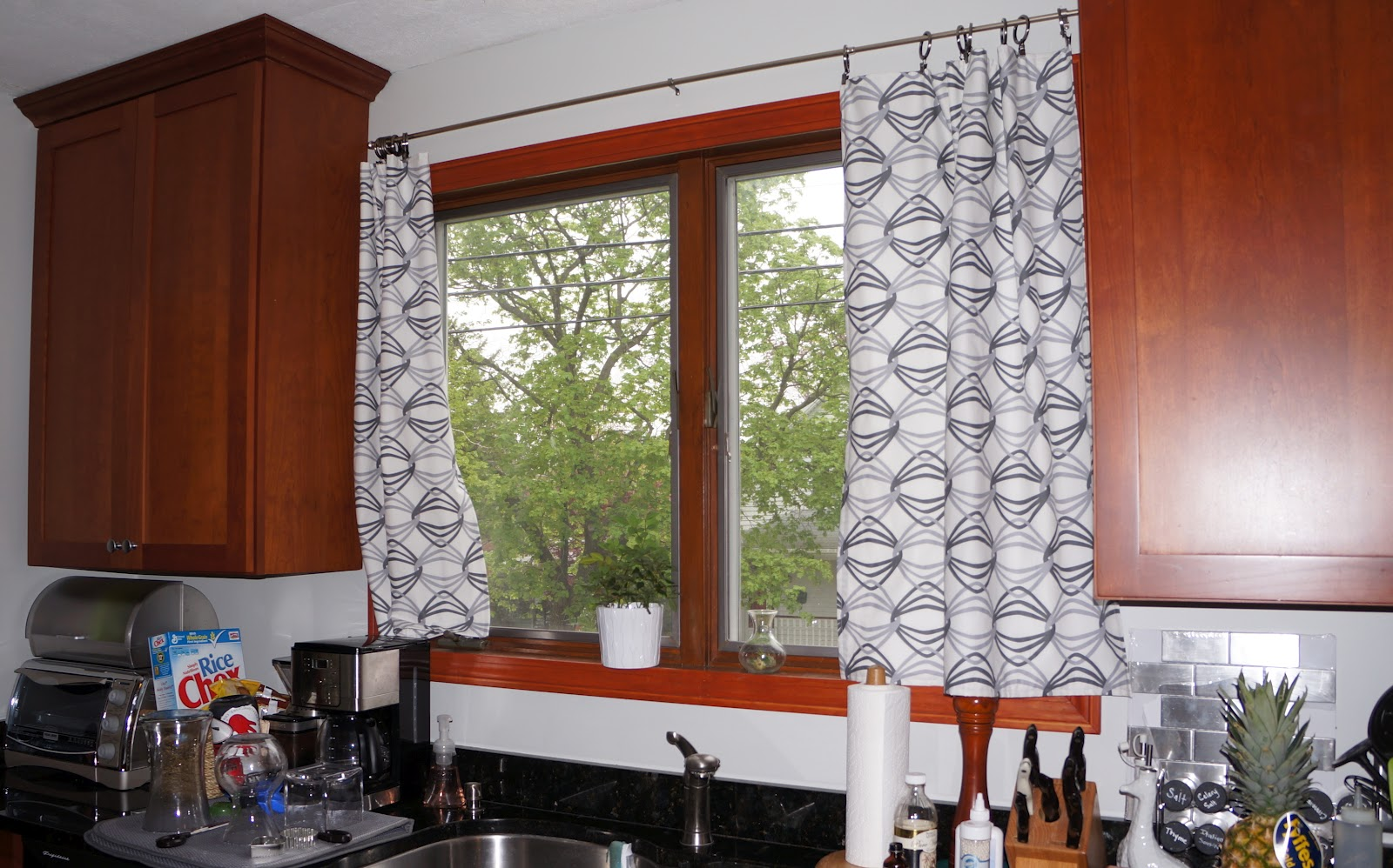 Curtain Patterns For Kitchen Curtains Yellow And Blue Decorate Our Home With Beautiful Curtains