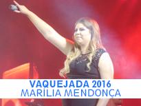 Confira as fotos do Show de Marília Mendonça