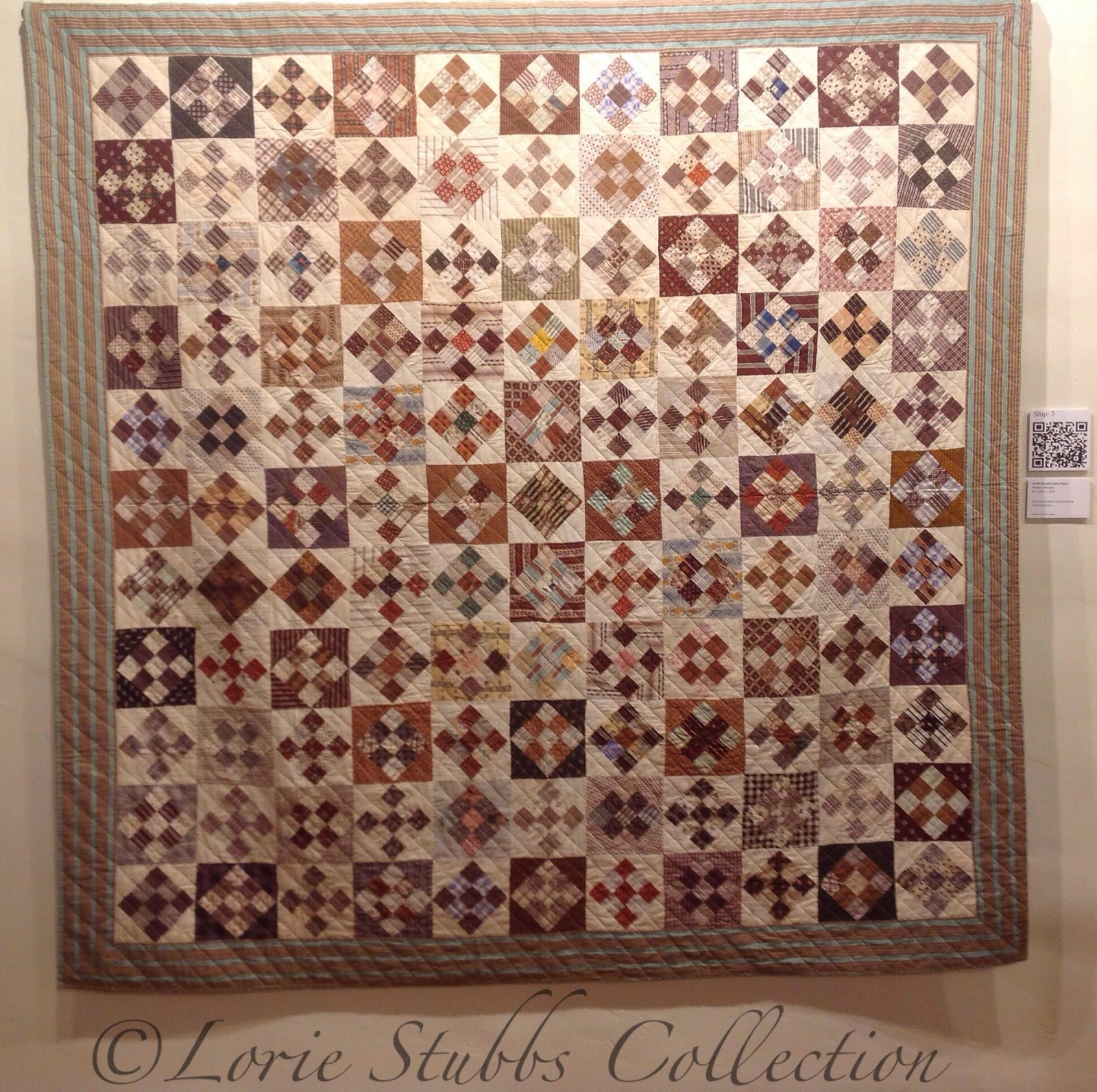 Collector With A Needle Past Presence Antique Quilts