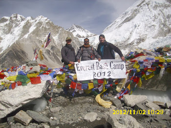 Nepal Everest Base Camp
