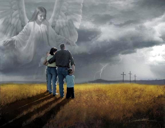 N oublions pas - N'oublions pas nos chers anges-gardiens ! Angel