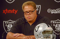 Oakland General Manager Reggie McKenzie