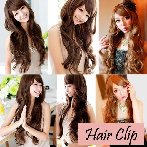 Hairclip Murah Import dari Korea.