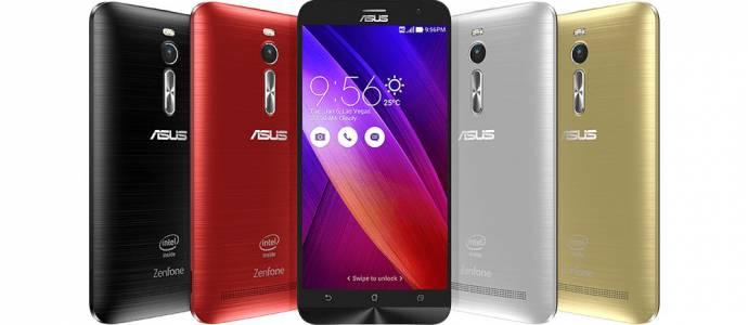Pilihan warna Asus Zenfone 2 | Andromin