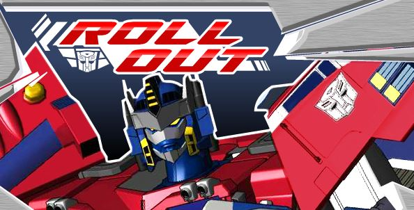 Transformers - Roll Out