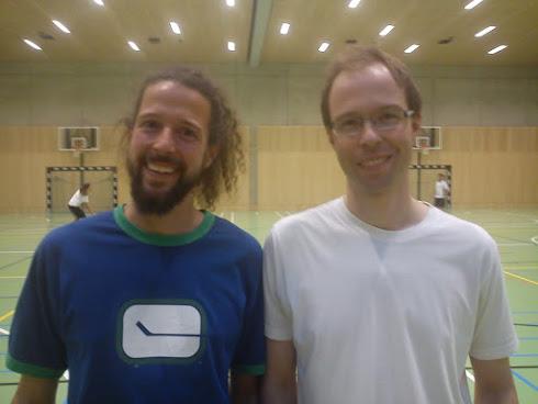 Benni und Tobias