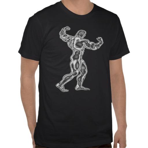 Bodybuilding Logo T-Shirts | Bodybuilding and Fitness Zone