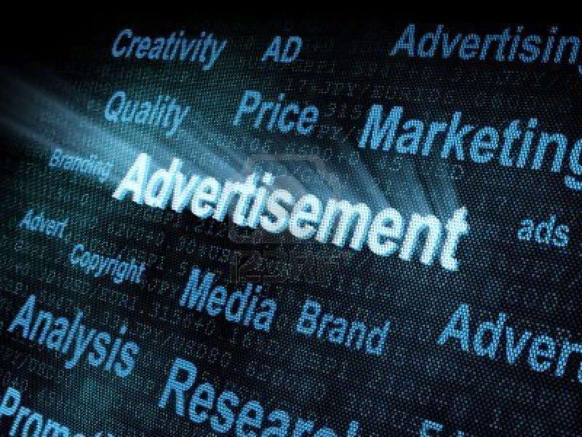 all about advertising essay