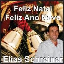 Goioxim:Elias Schreiner e Família desejam a todos um Feliz Natal e um próspero ano novo