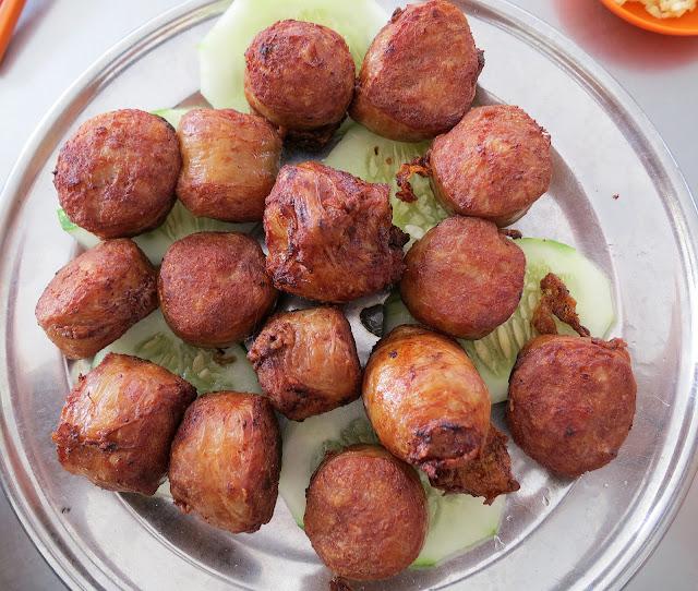 Foochow Meat Balls