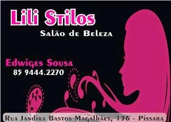 SALÃO DE BELEZA LILI STILOS