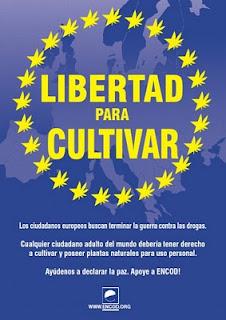 En España , legalizar supondría  para el Estado un recaudo de 6.000 millones de € /año