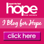 I blog for Hope for Women Magazine