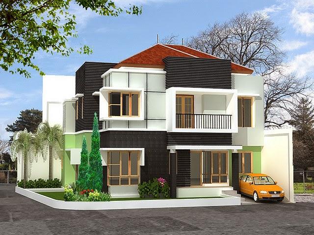 gambar rumah modern