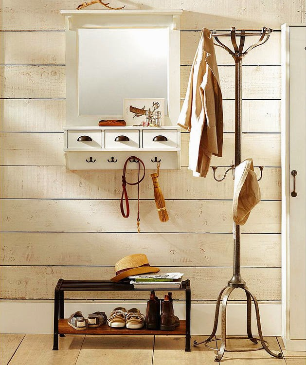 5 ideas para conseguir el recibidor perfecto decoraci n - Ideas decorar recibidor ...