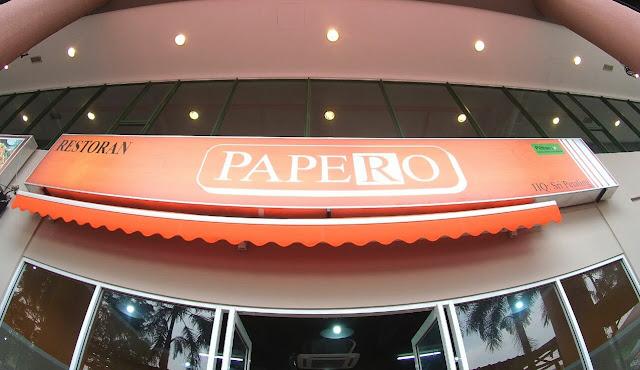 Restoran Papero Shah Alam
