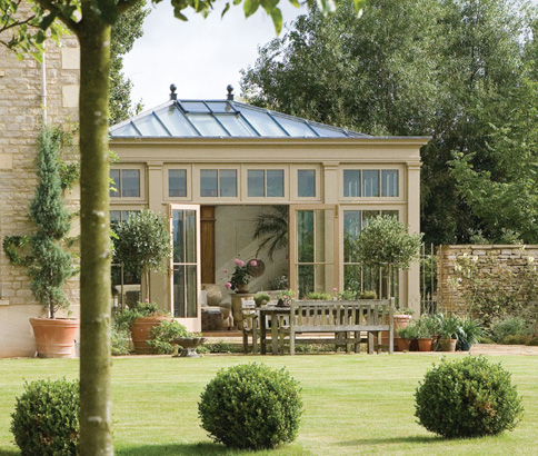 Vale Garden Houses Paint
