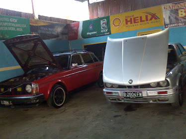 BMW & VOLVO LAWAS