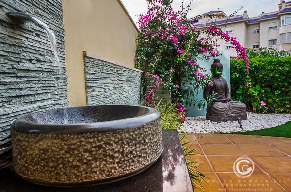 Diseño de jardines Tenerife, copyright Carlos García Gil photography