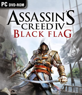 Cover Of Assassin's Creed IV Black Flag Full Latest Version PC Game Free Download Mediafire Links At worldfree4u.com