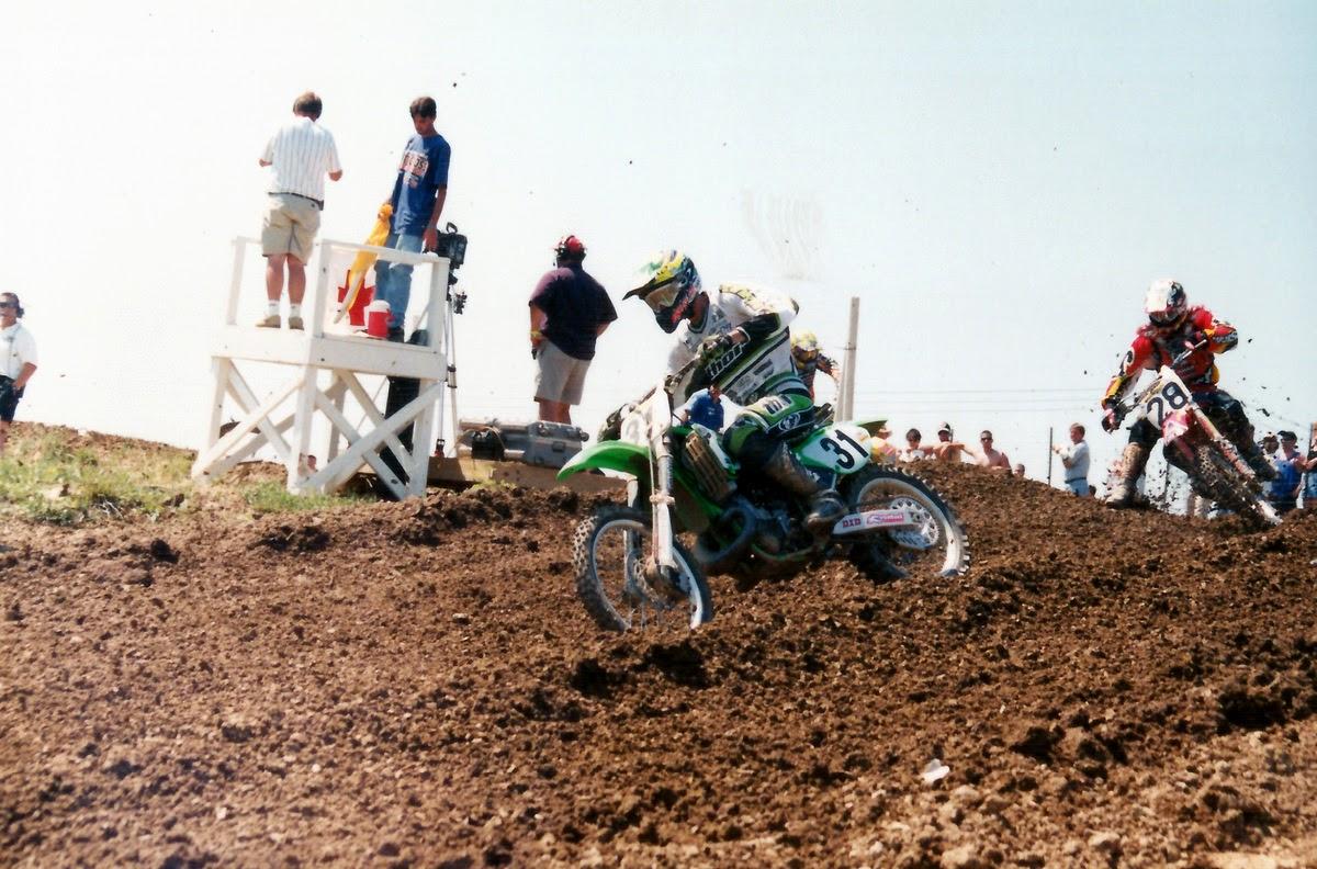 Damon Huffman - High Point 1999
